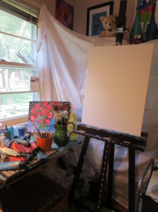 My Painting corner